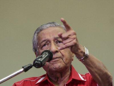 """可惜,马哈迪已是""""时不与我""""了!"""