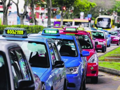 Taxi driver in Singapore jailed for molesting 13-year-old male passenger