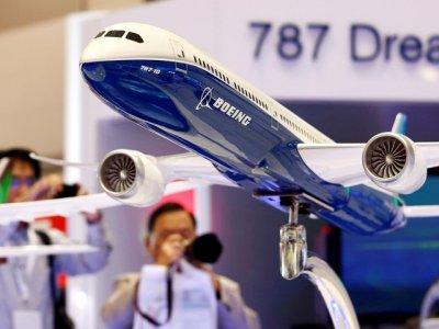 传马航向波音购买8架787客机