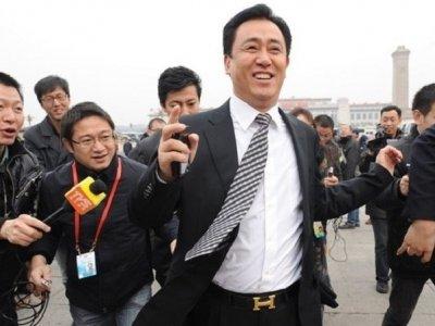 身价391亿美元 许家印成中国新首富