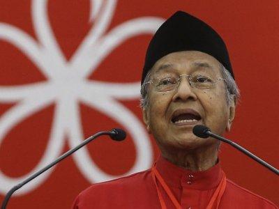 若土团党被解散:马哈迪当行动党首相?
