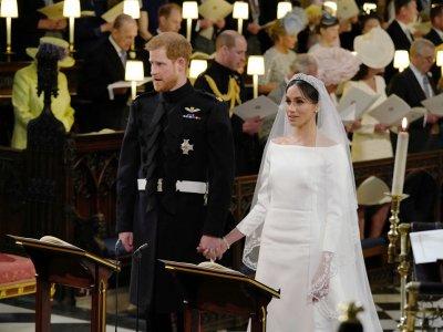 Church of England head says Meghan did not have a secret royal wedding