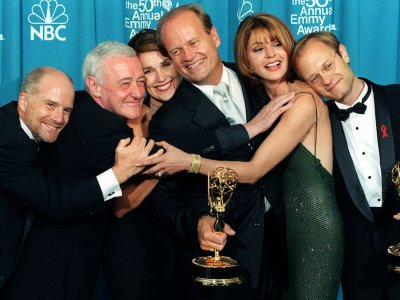 TV series 'Frasier' latest '90s hit to get a revival
