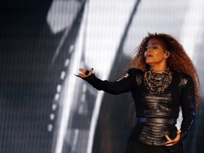 Janet Jackson's Rhythm Nation jacket sells for more than US$81,000