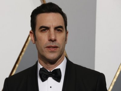 Sacha Baron Cohen: outrageous comedian with serious point, and two Globes nods