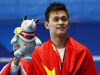 'Pride of China' Sun Yang is 'victim' after doping ban, says lawyer