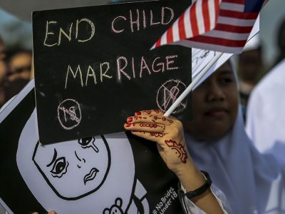 Ministry: 543 child marriages, including applications, in Malaysia from Jan-Sept 2020