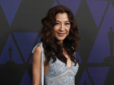 Michelle Yeoh on BBC's '100 women' list
