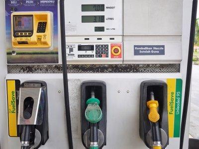 最新油价:RON97汽油涨4仙