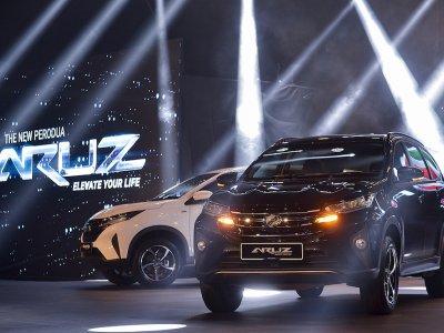 Perodua launches Aruz in Singapore