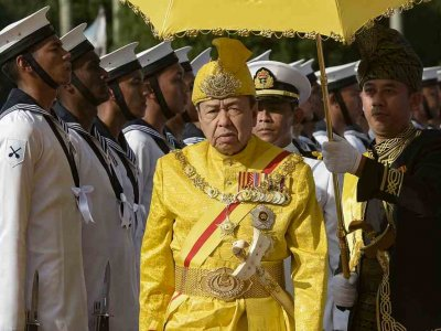 Selangor Sultan orders trials on corruption cases to be sped up