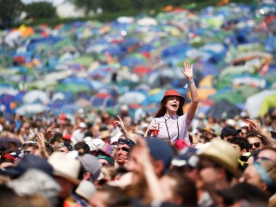 UK's Glastonbury cancelled again because of Covid-19