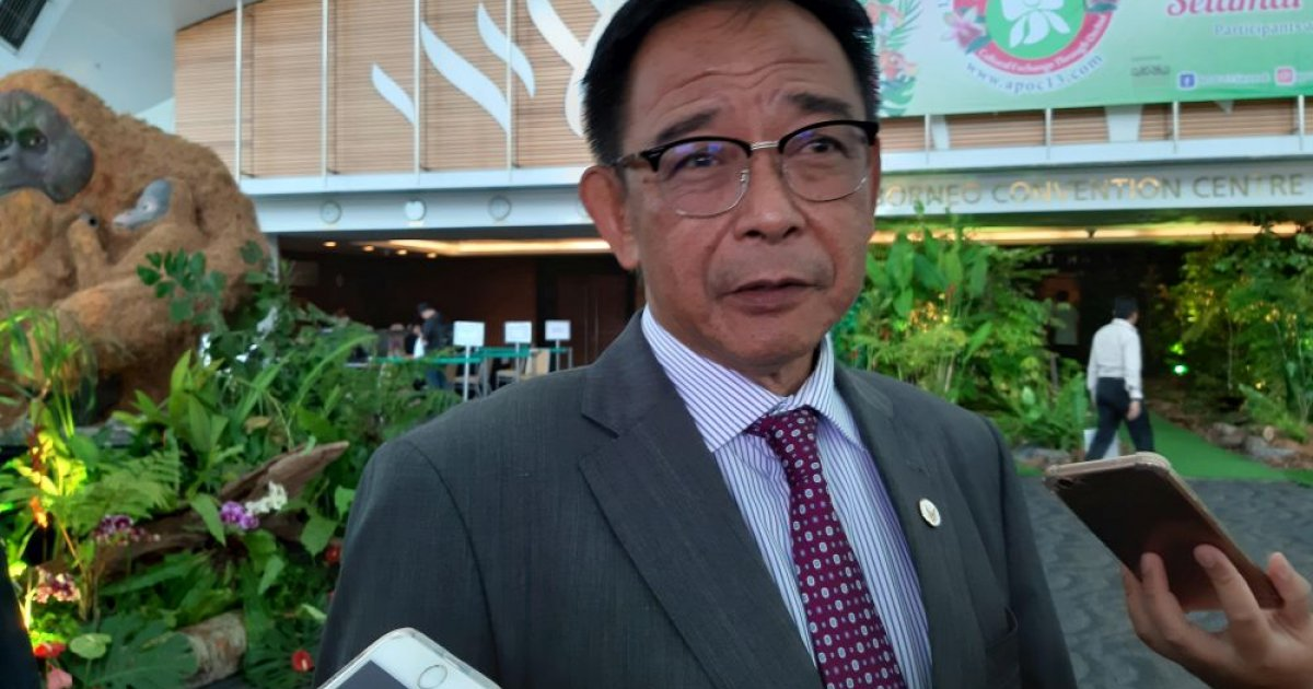 Sarawak minister: Many are angry with me over Pandalela 'Datuk ' comments