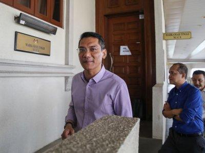 未付郭素沁和解金 法庭向JMM前主席发破产令