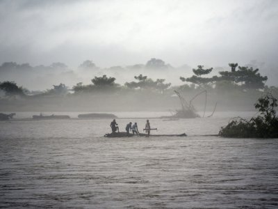 UN: 'Moderate to strong' La Nina this year