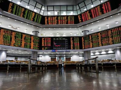 Bursa Malaysia remains broadly lower mid-afternoon