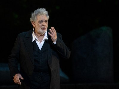 Placido Domingo: 'We cannot rewrite our past'
