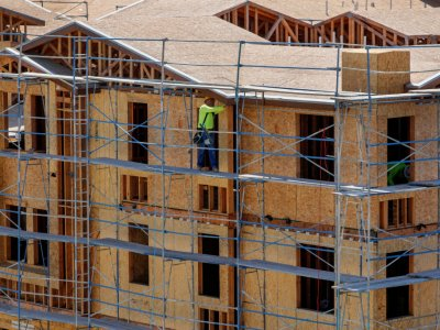 US housing boomed in 2020 amid pandemic