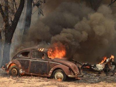 Weekend scorcher: Australia braces for first major heat wave of fire season