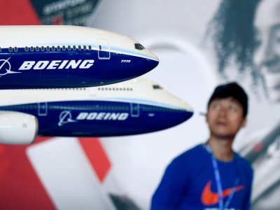 Boeing's chief lobbyist Keating leaves company, no reason given