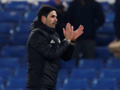 Arsenal boss Arteta backs temporary subs for head injuries