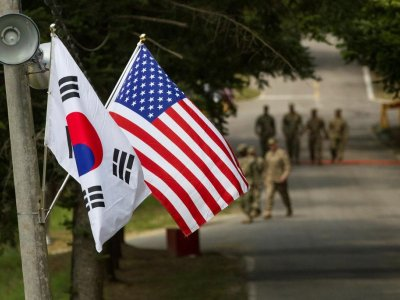 S. Korea says no decision on joint US military drills, but exercises should not create N. Korea tension