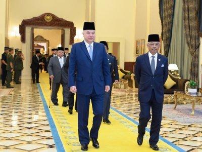 Malay Rulers to meet on Sunday