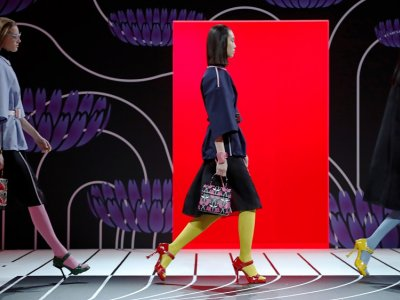 A year into pandemic, Milan fashion week stays virtual