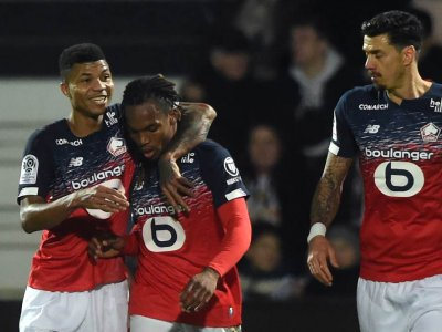 Renato Sanches alleges racial abuse in Lille's French Cup win