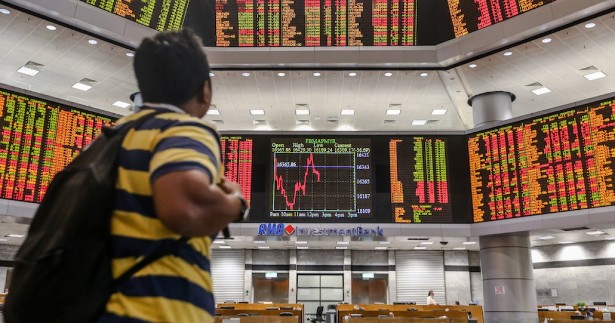Bursa Malaysia slightly higher at mid-morning