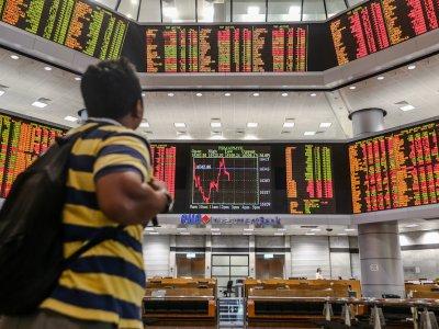 Bursa Malaysia slightly higher at mid-morning