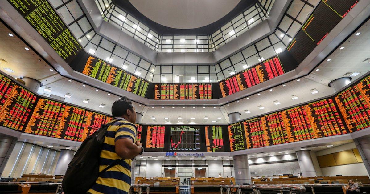 Late buying pushes Bursa Malaysia to end mixed, KLCI up marginally
