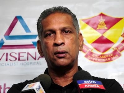 Sathianathan hopes govt allows 2021 M-league to go on