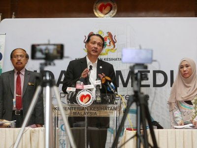 Health Ministry announces 82 new Covid-19 cases in Malaysia today, no deaths