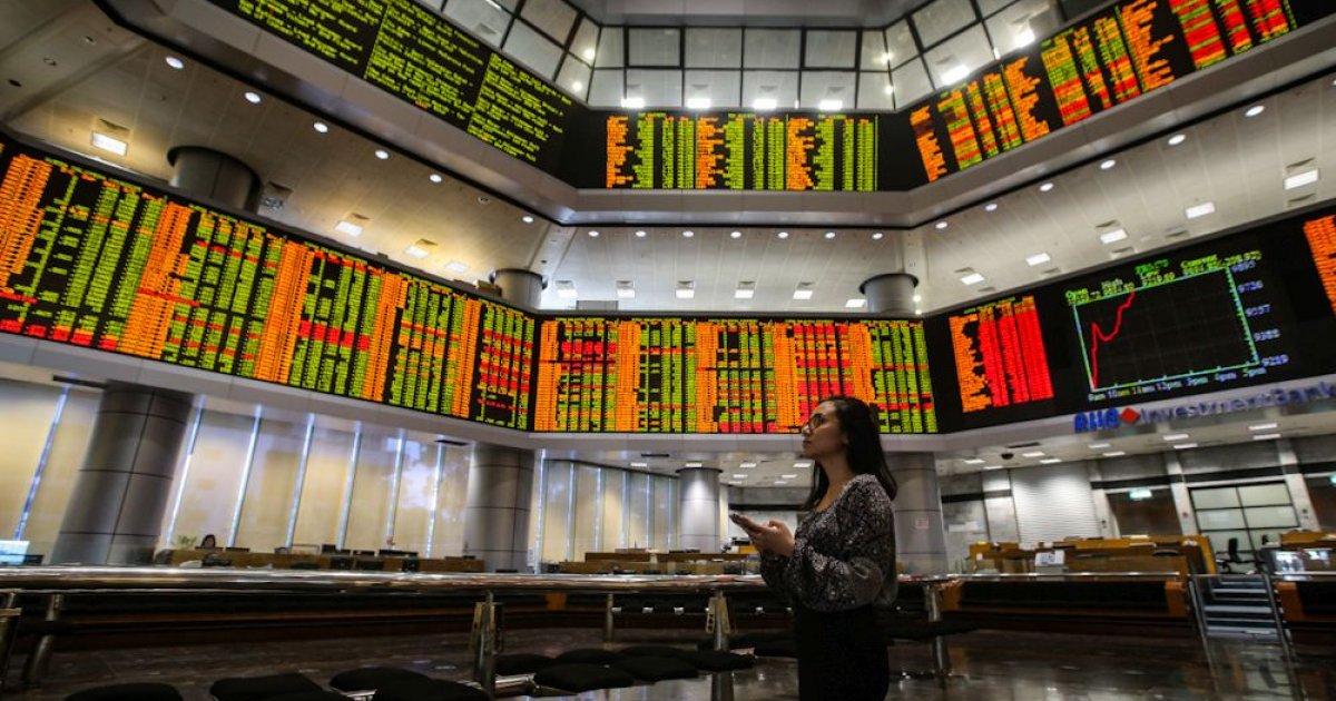 Bursa Malaysia ends weaker