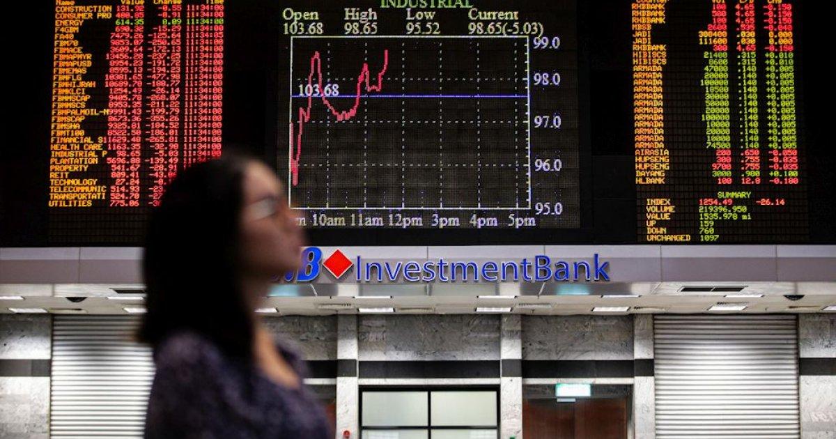 Bursa Malaysia settles lower, mixed performance in broader market