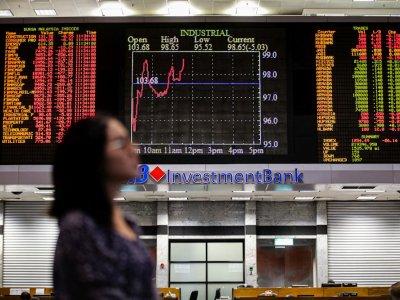 Bursa Malaysia rebounds to end marginally higher on late buying