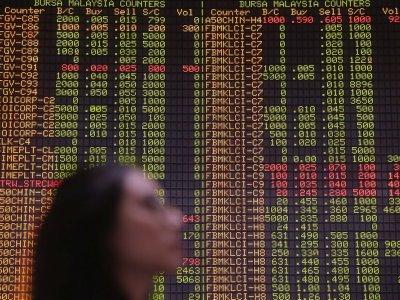Bursa Malaysia ends lower on selling pressure