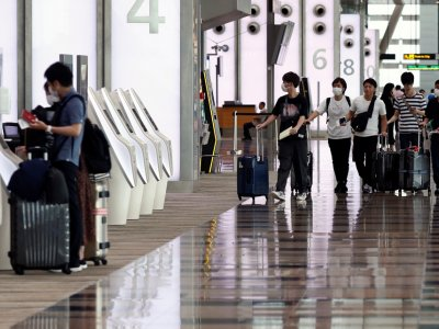 Singapore to issue 'tamper-proof' digital Covid-19 test certificates for travellers departing republic