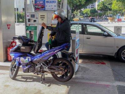 RON汽油和柴油价格不变
