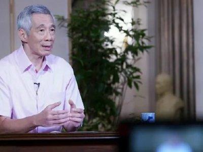 向家属派定心丸!李显龙:新加坡会照顾好客工