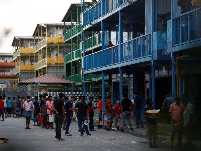 新加坡确诊病例连日剧增 报导:暴露5大防疫弱点