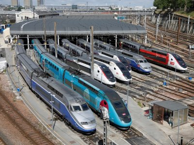 French rail operator SNCF sees €5b loss in 2020