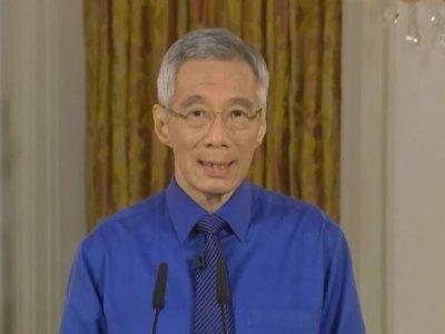 李显龙:新加坡阻断措施延长至6月1日