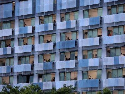 新加坡确诊病例单日暴升728宗 新增5个感染群
