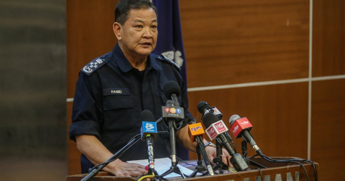 IGP: No compromise on corruption, violation of laws by police personnel | Malay Mail