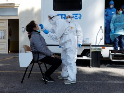 Italy reports 30 coronavirus deaths today, 2,535 new cases