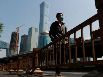 首次负增长!中国今年第一季度GDP降6.8%