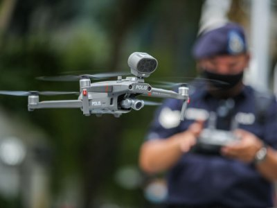 MCO 3.0: Bukit Aman says cops to monitor SOP compliance in residential areas with drones during Aidilfitri