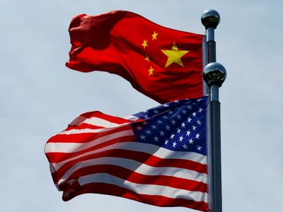 US claims China meeting trade deal targets